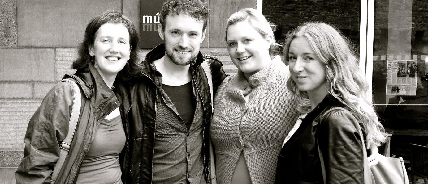 Sinéad McPhilips, Eamon Brett, Genevieve Ryan, Lisa Hallinan